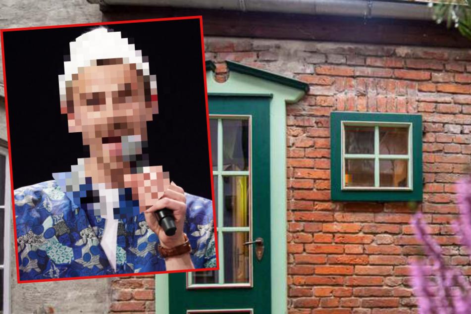 Vier Quadratmeter! Dieser Promi hat das wohl kleinste Haus Deutschlands gekauft