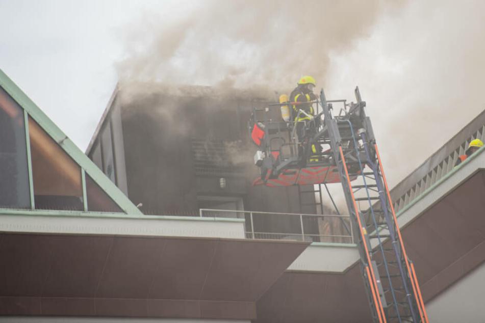Brand im Museum für Moderne Kunst: Das war der Auslöser