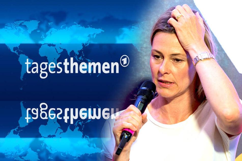Die Erfahrung mit dem Hass aus dem Netz hat bei Anja Reschke (45) Spuren hinterlassen.