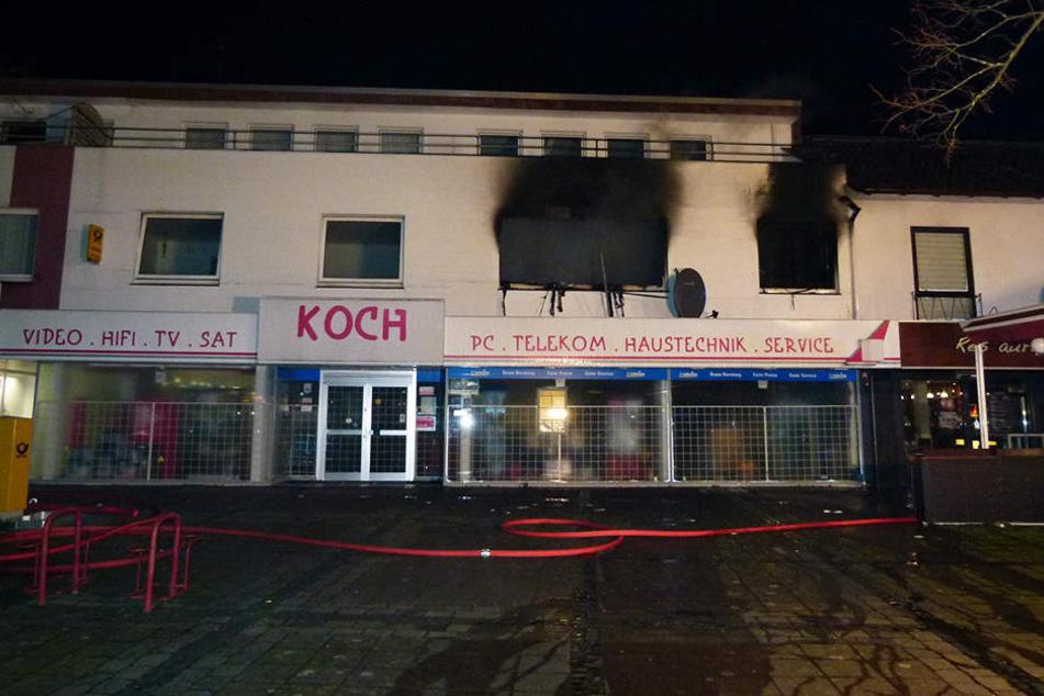Wurden die drei Schwerverletzten Opfer eines Feuerteufels?