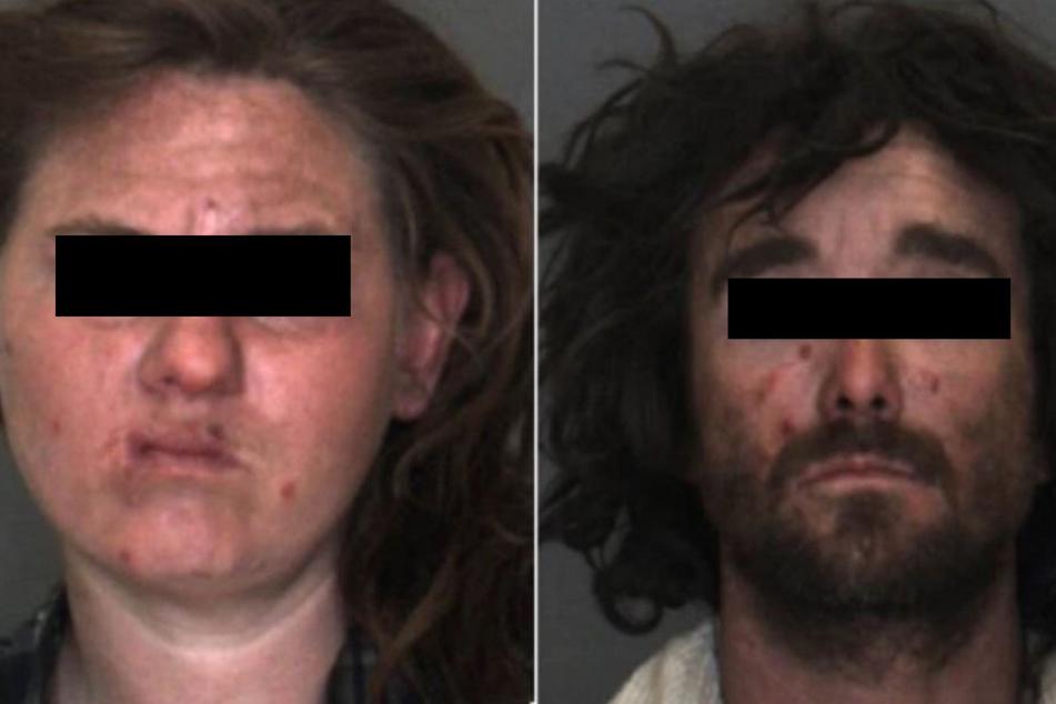 Roy L. und Sara W. sind endlich in Haft wegen Missbrauchs.