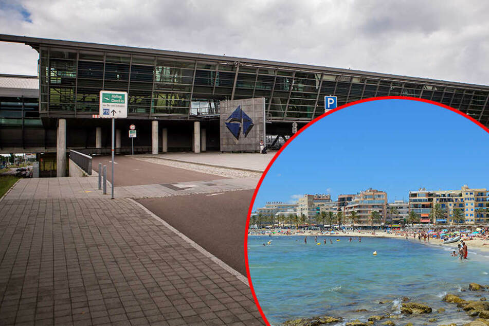 Raus aus dem Grau, rein in die Sonne: Ab April wird es vom Flughafen Leipzig/Halle 190 zusätzliche Flüge nach Mallorca geben!