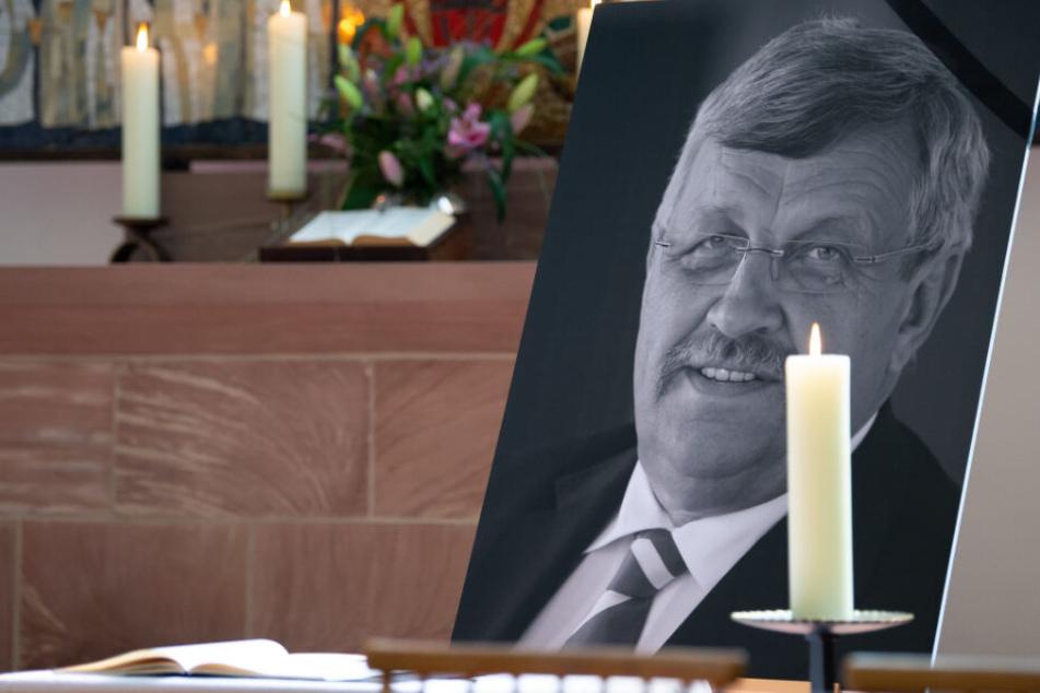 Der Kasseler Regierungspräsident Walter Lübcke war am 2. Juni in seinem Haus bei Kassel erschossen worden.