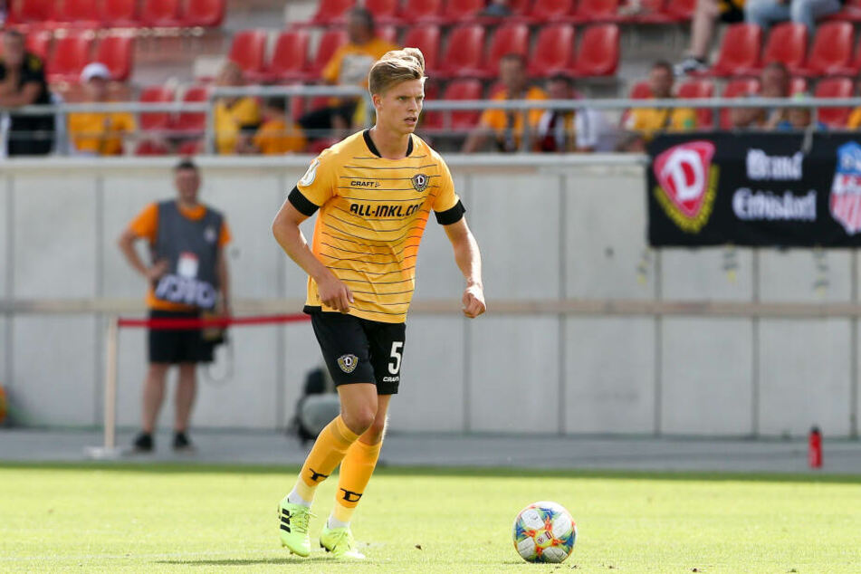 Es ist bereits sein zweiter Auftritt in diesem Jahr in Zwickau. Auch im DFB-Pokal stand er gegen TuS Dassendorf auf dem Platz.