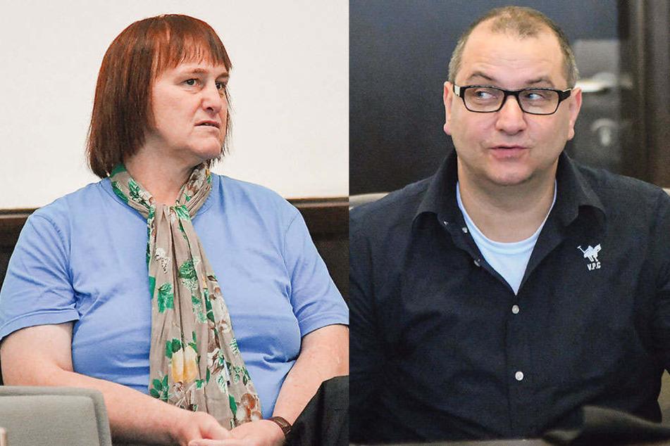 Schon wieder fällt der Prozess um das Horror-Pärchen Angelika W. und Wilfried W. aus.
