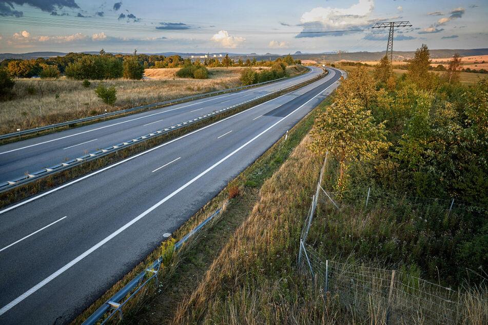 Der IndustriePark Oberelbe soll auf vier Flecken bei Heidenau entlang der B172a und der A17 entstehen.