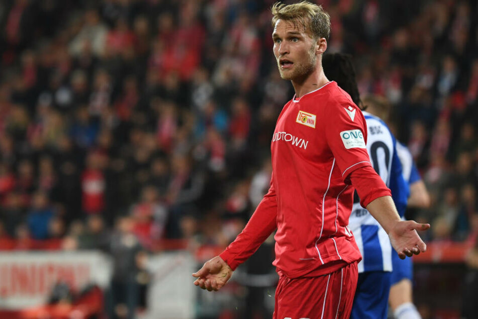 Sebastian Andersson schoss schon sechs Bundesliga-Tore für den 1. FC Union Berlin.