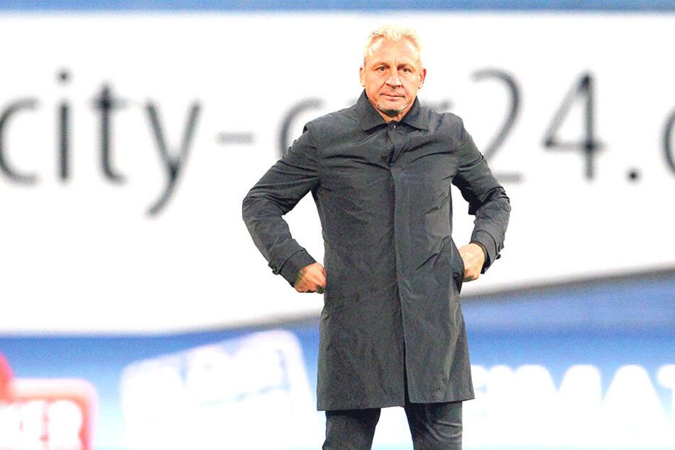 Pavel Dotchev soll in leitender Funktion nach Aue zurückkehren. Von Juni 2015 bis Februar 2017 war er Trainer in Aue.