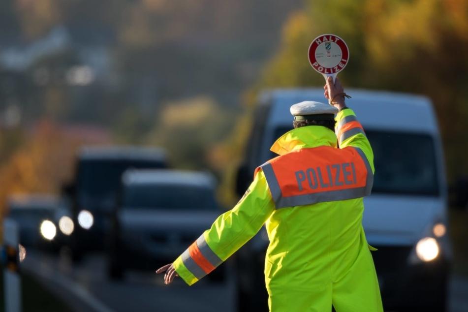 Die Polizei in Bayern erhielt einen merkwürdigen Hilferuf per Post.