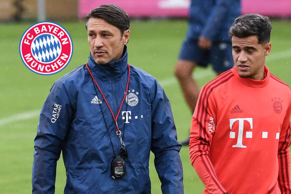 Spielt Coutinho schon für Bayern? So plant Kovac für das Spiel gegen Schalke