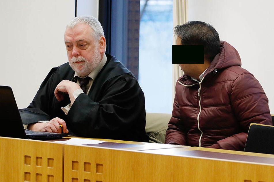 Dönermann Ali A. musste sich nun vor Gericht verantworten.