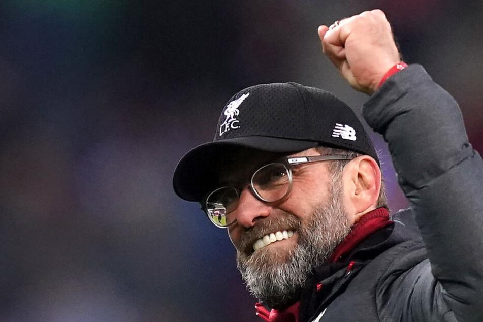 FC Liverpool: Erfolgstrainer Klopp verlängert seinen Vertrag