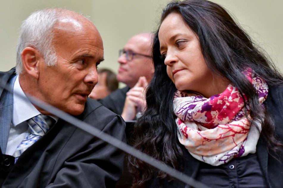 Beate Zschäpe wurde im Juli 2018 zu lebenslanger Haft verurteilt.