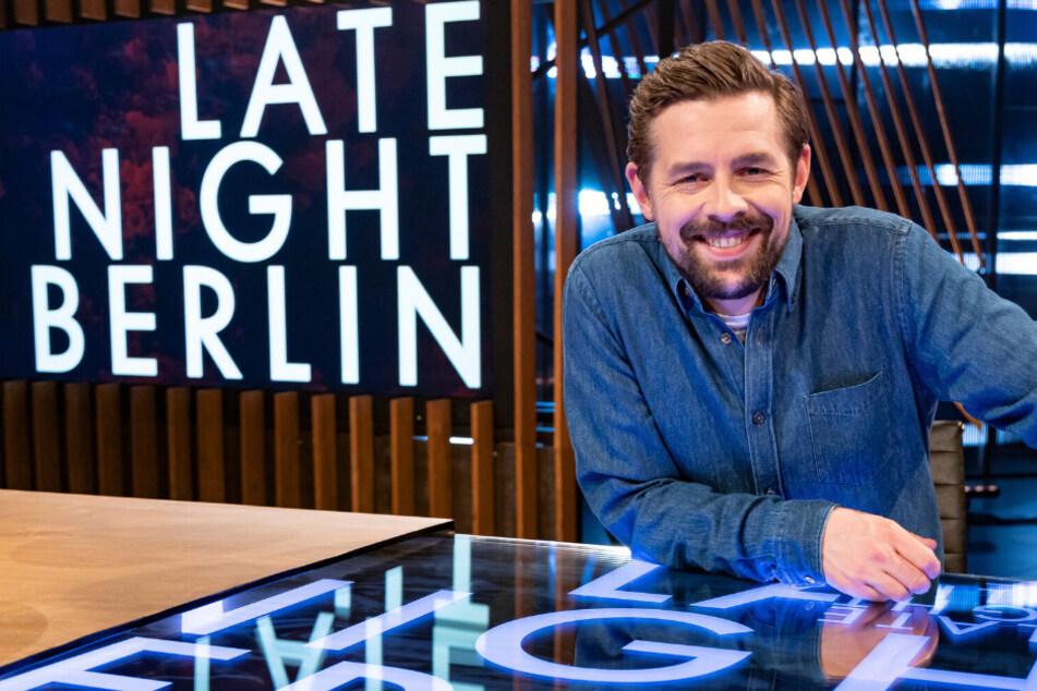 Klaas Helfer-Umlauf (37) bekommt mit Late Night Berlin einen neuen Sendeplatz.