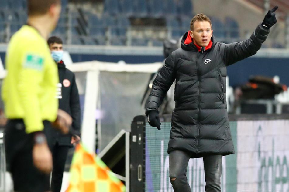 Nach dem 1:1 bei Eintracht Frankfurt müssen im Heimspiel gegen Arminia Bielefeld wieder drei Punkte her. (Archivbild)
