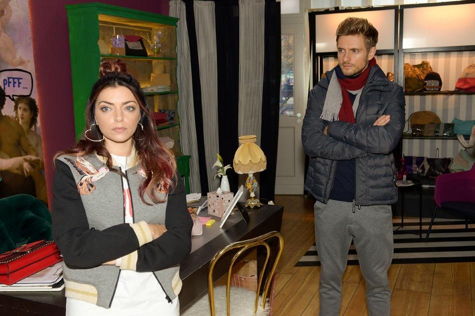 Für Emily ist die Sache glasklar: Philip muss die Beziehung zu Patrizia beenden.