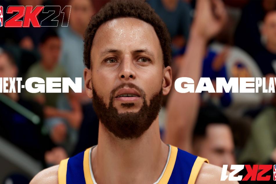 """""""NBA 2K21"""" ist eines von 30 Games, die zum Launch der neuen Xbox bereits optimiert sind und ihr volles Grafik-Potenzial entfalten."""