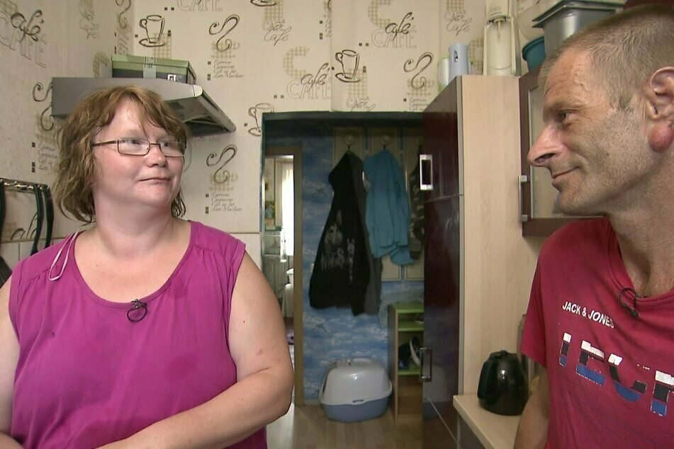 Werden Christine und René ihre Wohnung verlieren und in die Obdachlosigkeit abrutschen?