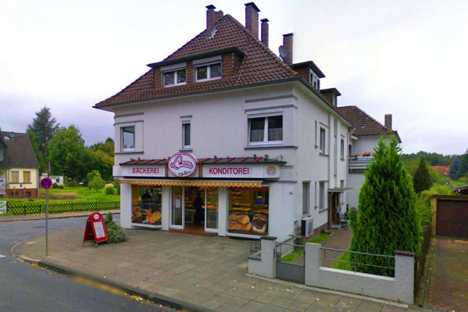 An der Sudbrackstraße 90 steht eine von nein Filialen der Bäckerei Lamm.