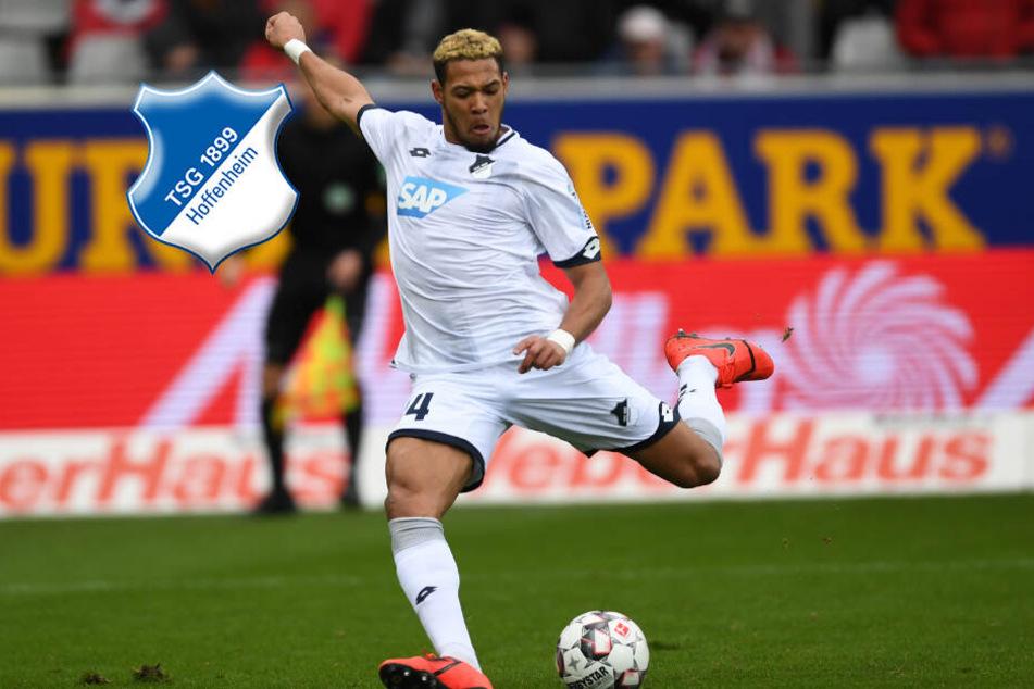 Wechselt Stürmer Joelinton von Hoffenheim zu Newcastle United?