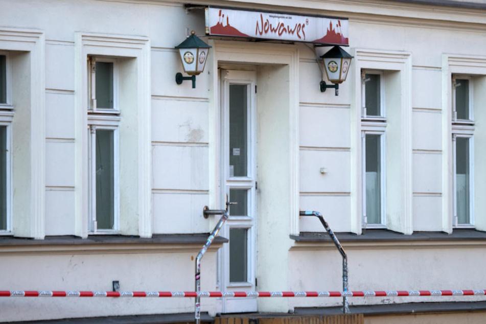 Die linke Szene-Kneipe in Babelsberg ist nur wenige Minuten vom Stadion entfernt.
