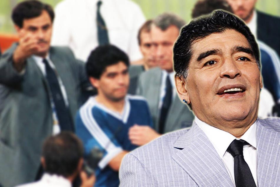 Anfänge einer Fußball-Legende: Diego Maradona mit Doku geehrt, seine Fans sind begeistert