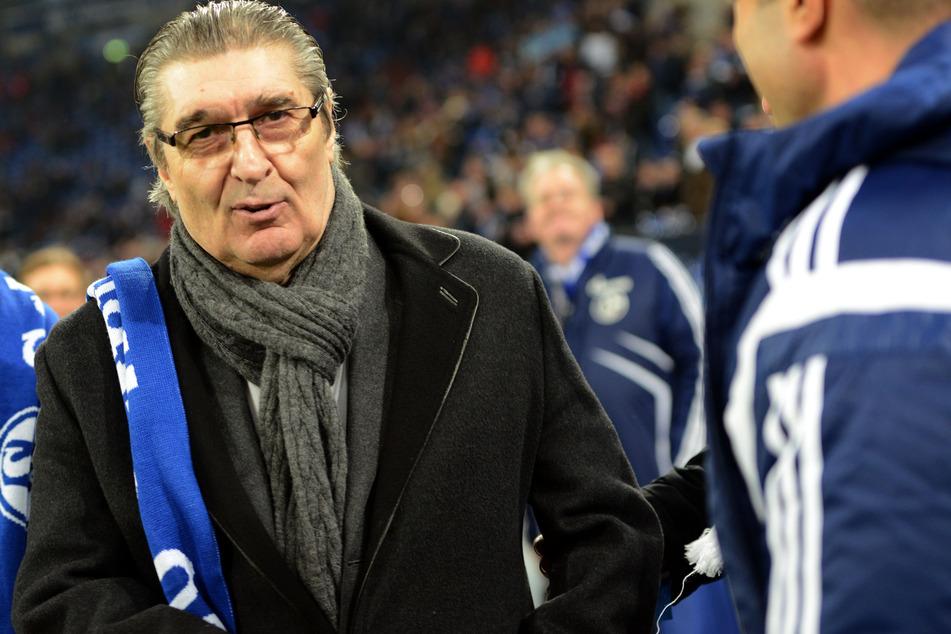 Vereinslegende Rudi Assauer (†74) - mit ihm wäre es nicht zum Abstieg gekommen, da sind sich viele Fans sicher.