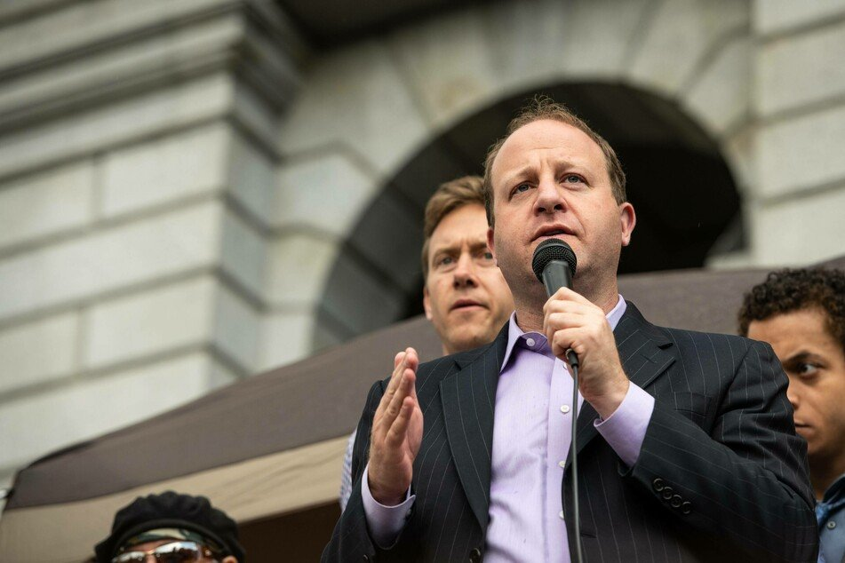 Democratic Governor Jared Polis granted clemency to 22 Coloradoans.