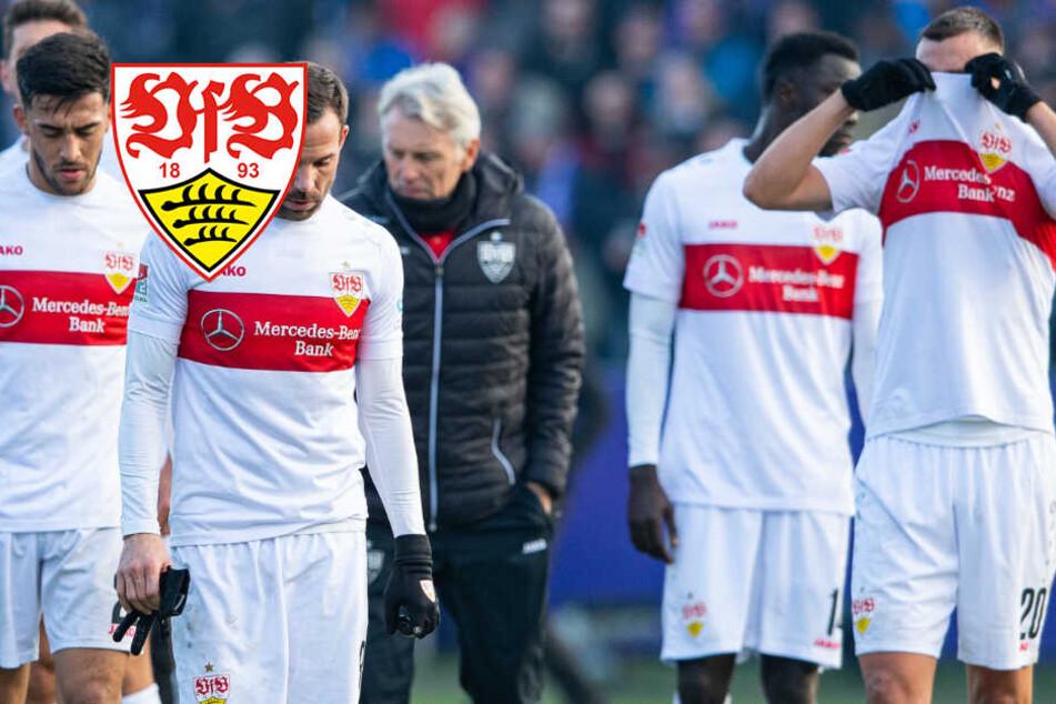 Verspielt der VfB Stuttgart den Aufstieg? Darum könnte es knapp werden