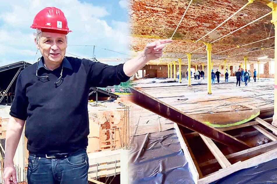 Derzeit teuerstes Chemnitzer Bauprojekt: So weit ist die Bibo-Baustelle!