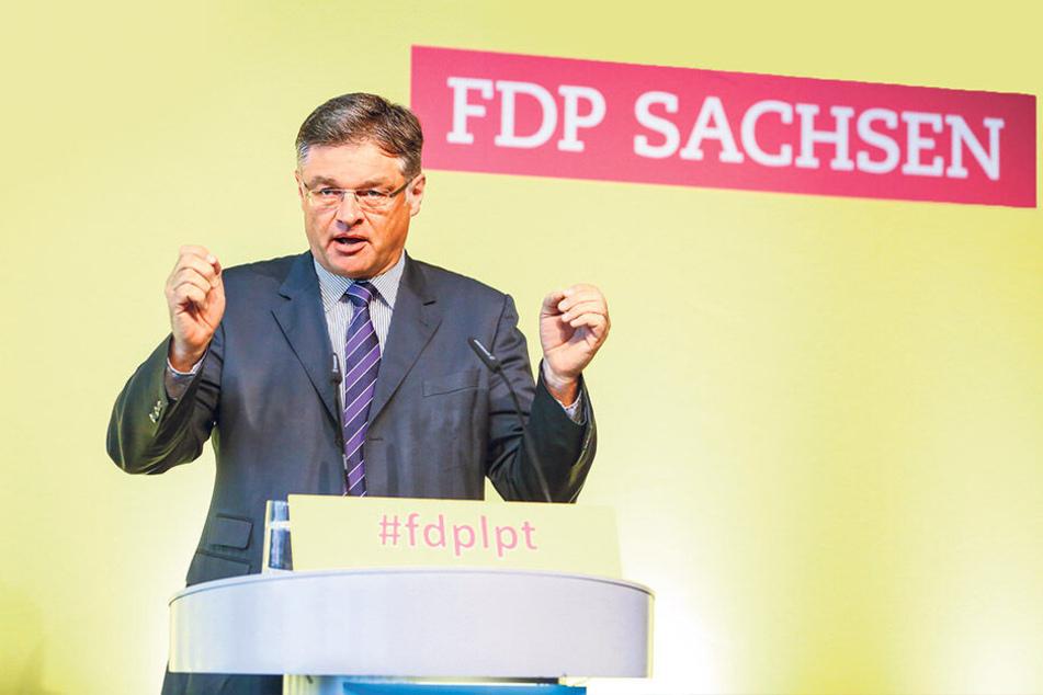 Der Parteichef polarisiert auch in den eigenen Reihen.