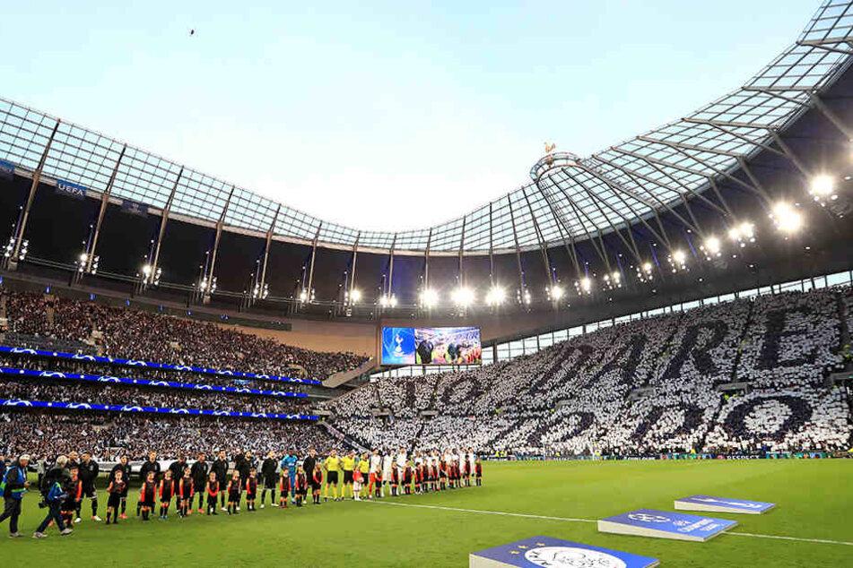 Auch wenn Lind in Kumla (rund 200 Kilometer westlich von Stockholm) wohnt, ist das neue Tottenham Hotspurs Stadium wohl sein wahres zu Hause.