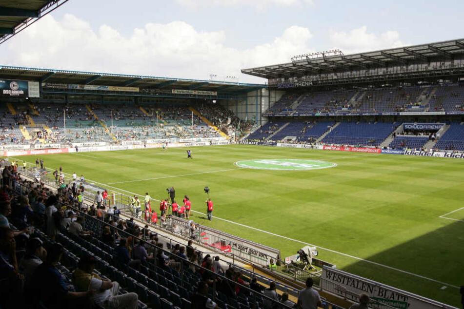 """Die Bielefelder """"Alm"""" soll zwischen sechs und zehn Millionen Euro kosten."""