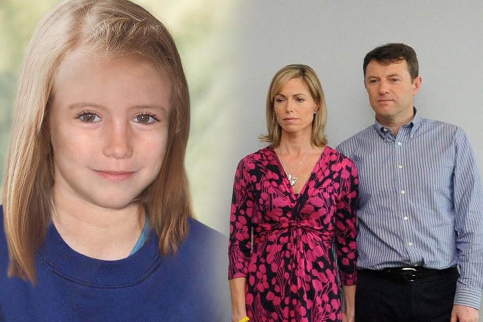 Fall Maddie McCann: Wie geht es jetzt weiter? Eltern wenden sich an die Öffentlichkeit