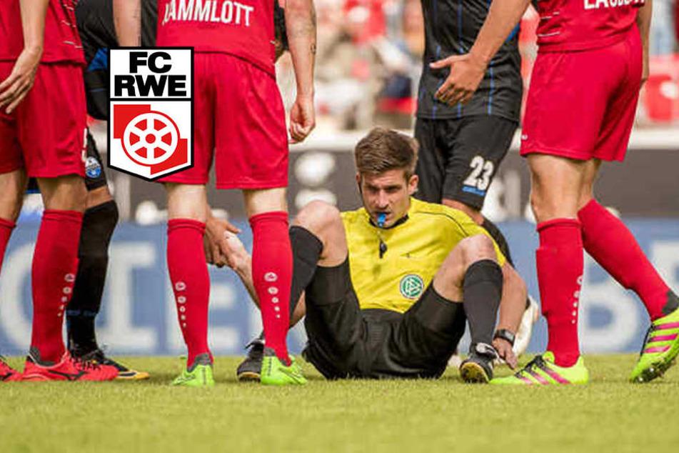 DFB-Strafe: Möckel für drei Spiele gesperrt
