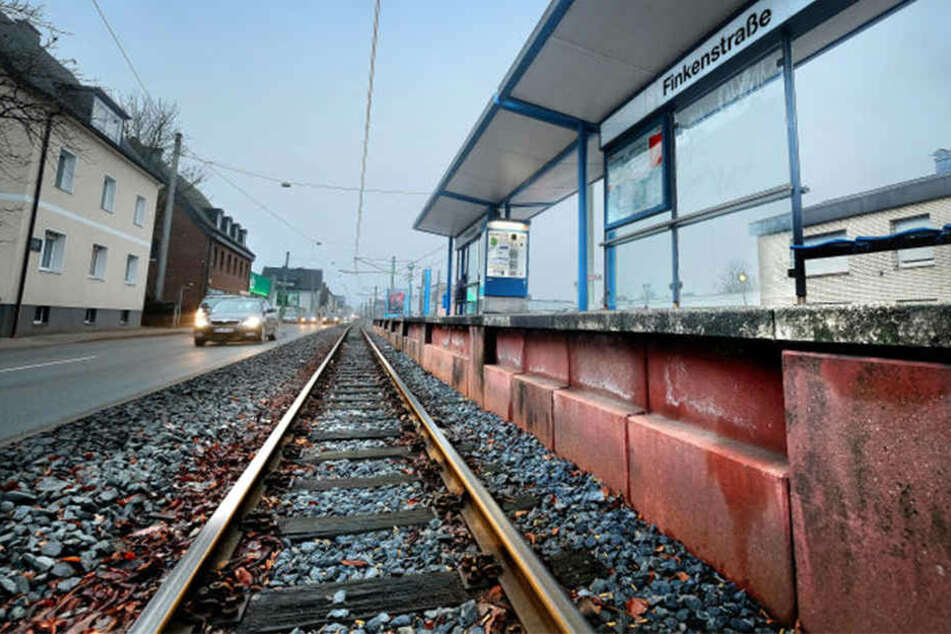 Die Haltestellen zwischen Beckhausstraße und Schüco sind von den Erneuerungen betroffen.