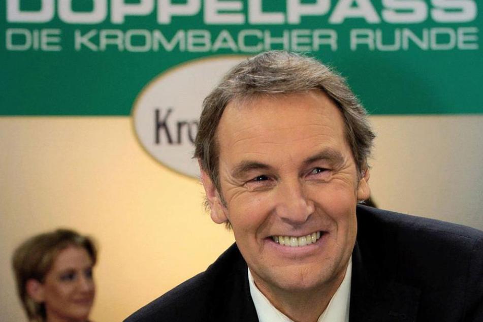 Ehemaliger Doppelpass-Moderator Jörg Wontorra.
