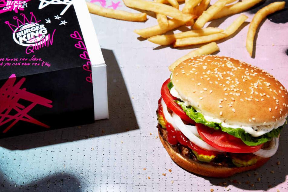 Für das Foto vom Ex-Partner gibt's bei Burger King am Valentinstag was umsonst!