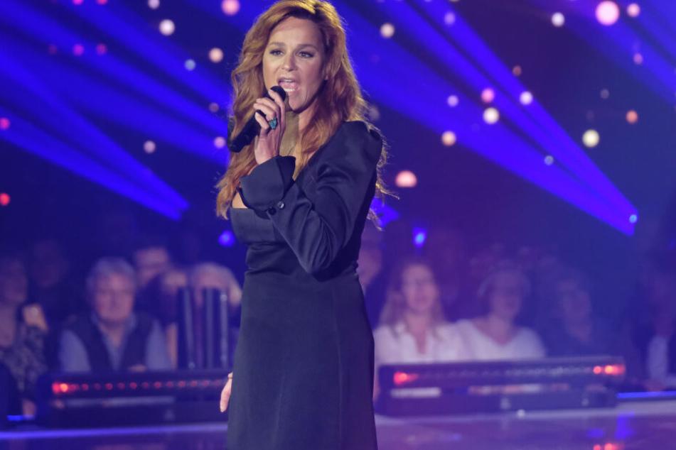 """Andrea Berg schaffte mit """"Mosaik"""" ihr nächstes Nummer 1 Album."""