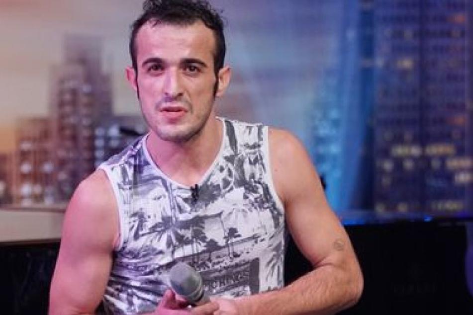 Von der DSDS-Bühne in den Knast: Fliesenleger Qazim Isma wurde bei einem Radio-Interview festgenommen.