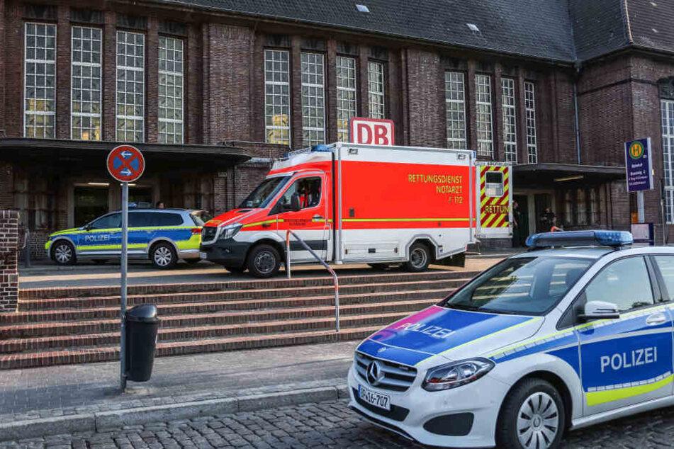 Die Tat hatte sich am 30.05.18 in einem IC in Flensburg ereignet (Archivbild).