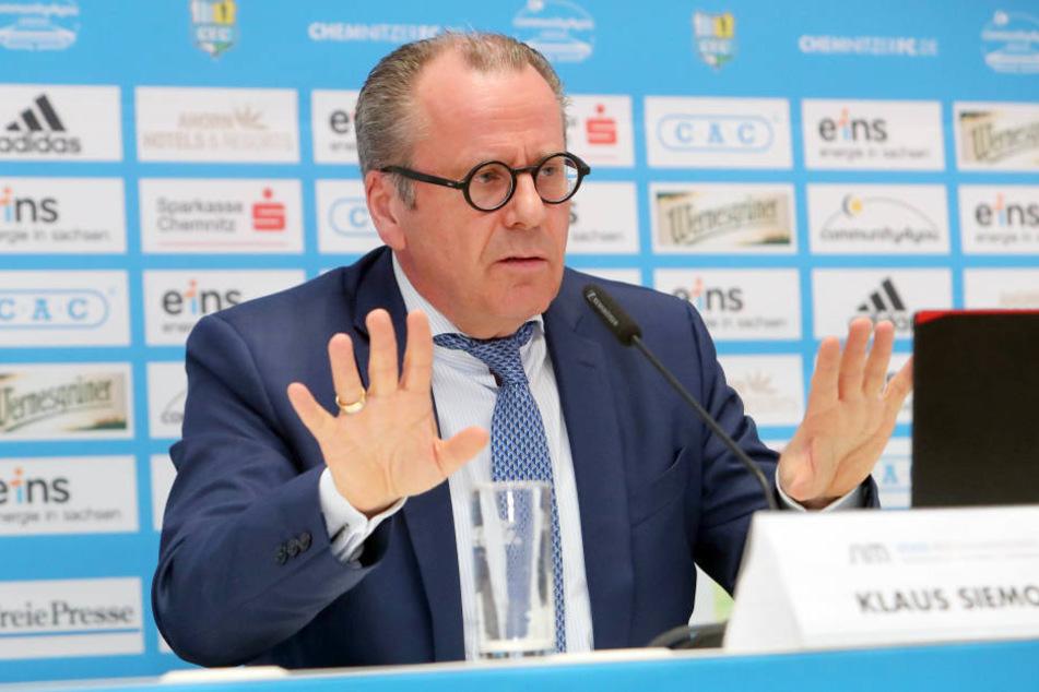 Insolvenzverwalter Klaus Siemon hat im Rechtsstreit gegen Andreas Georgi und Uwe Bauch eine Niederlage erlitten.