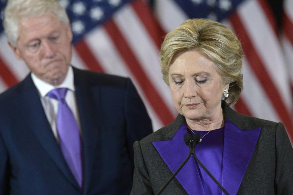 Über seine ehemalige Konkurrentin Hillary Clinton (69) spottete er regelmäßig.