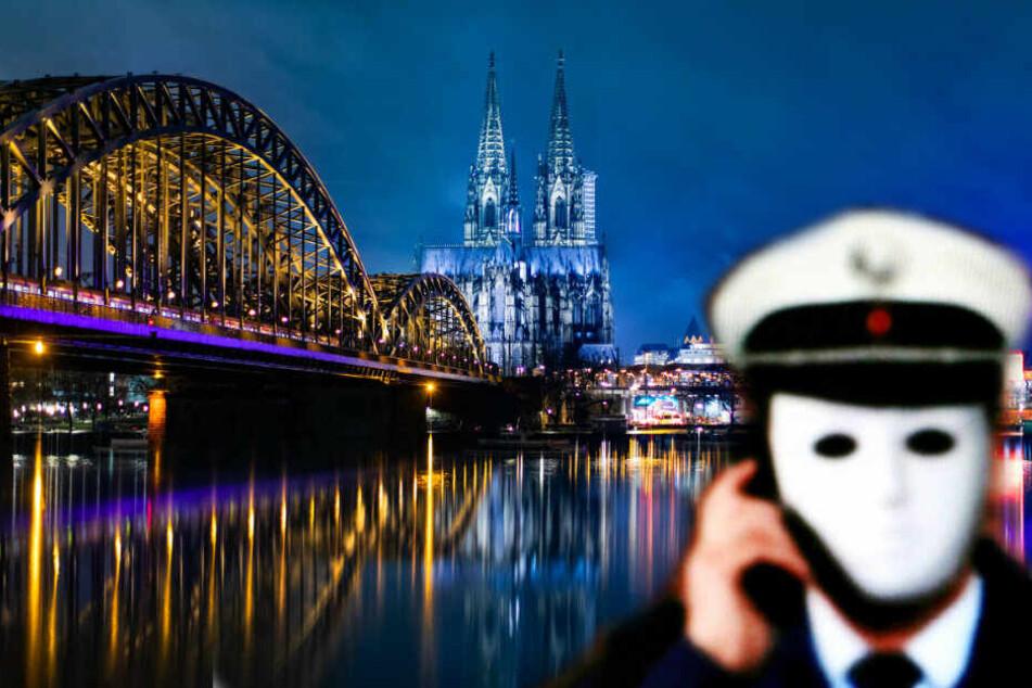 Falsche Polizisten bestehlen Touristen in Kölner Altstadt