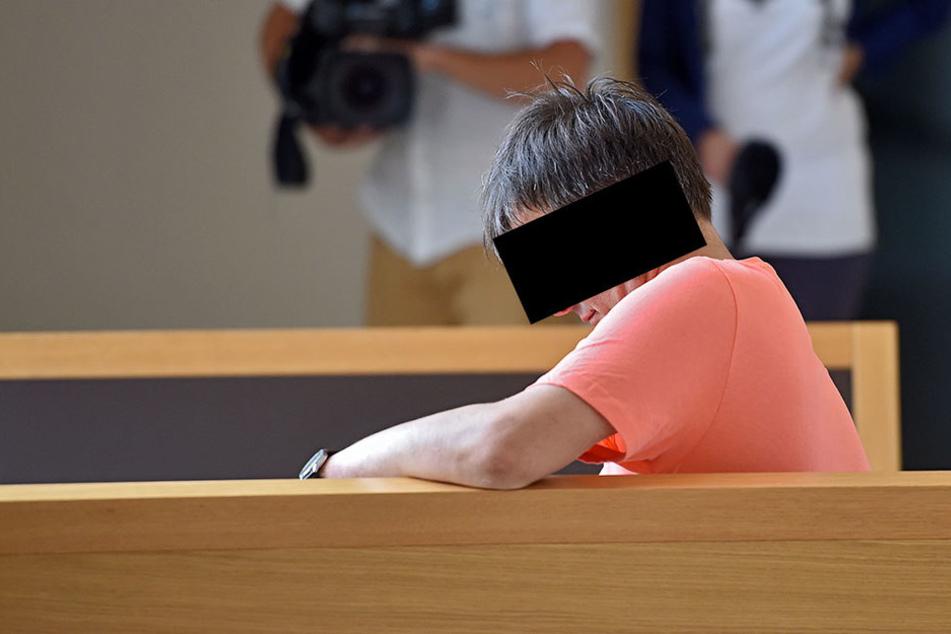 Der Obdachlose Ralf L. musste sich am Mittwoch vor Gericht verantworten.