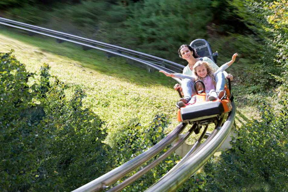 In Oberhof wird sie Rodelsaison im Sommer eröffnet. (Symbolbild)