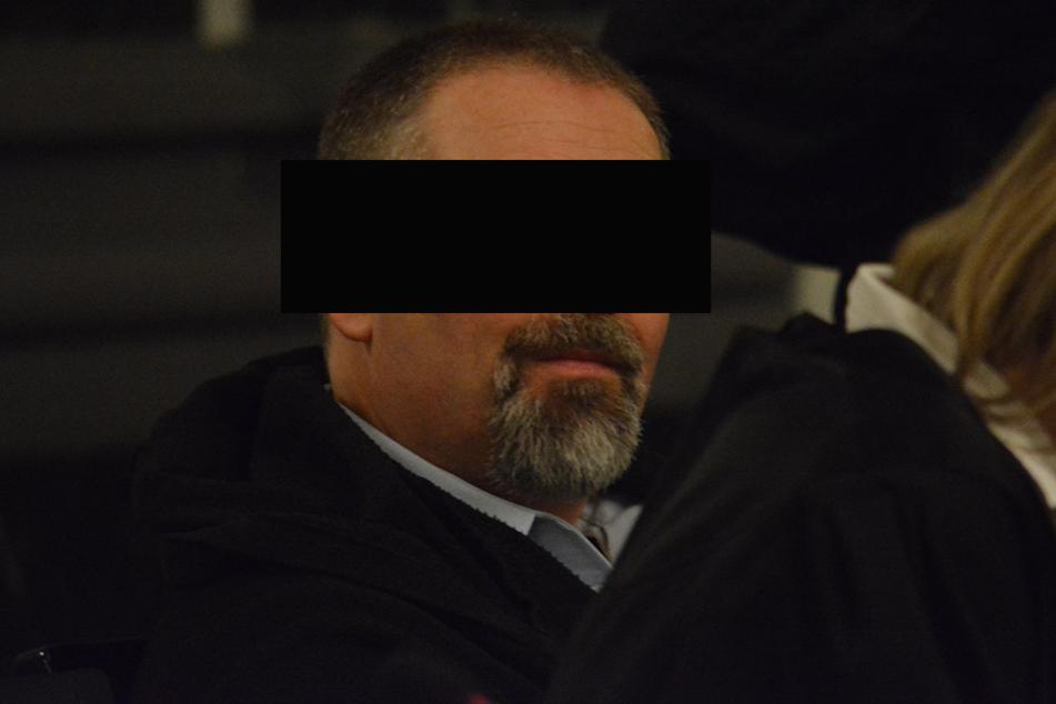 Heiko S. steht wegen versuchten Totschlags vor dem Zwickauer Landgericht.