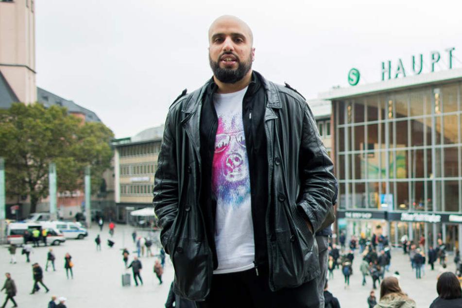 Comedian Abdelkarim kommt mit einer Polit-Sendung ins TV.