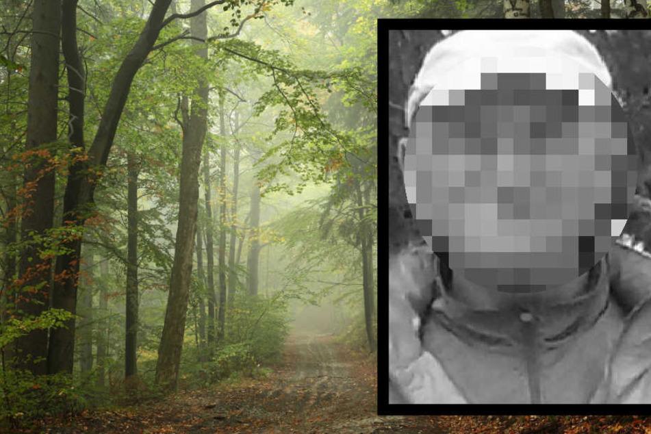 Er verschwand bei Radtour: Ewald tot im Wald gefunden