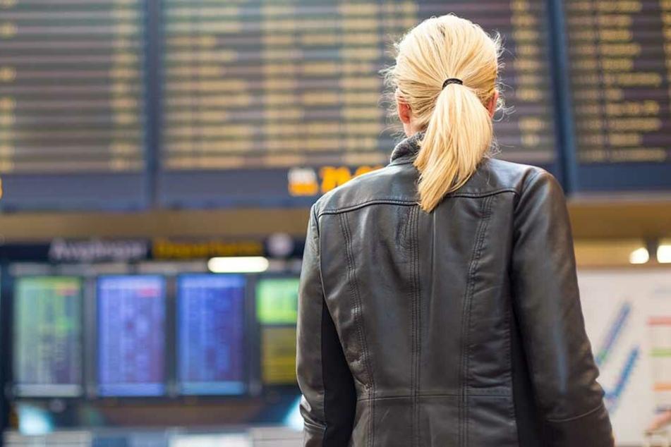 Müssen Flug-Passagiere bald auf die Waage, um Kosten zu sparen?